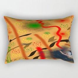 Homage to Balzac n.5 Rectangular Pillow
