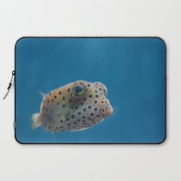 Yellow Boxfish Laptop Sleeve