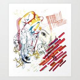 Nondenominational Art Print