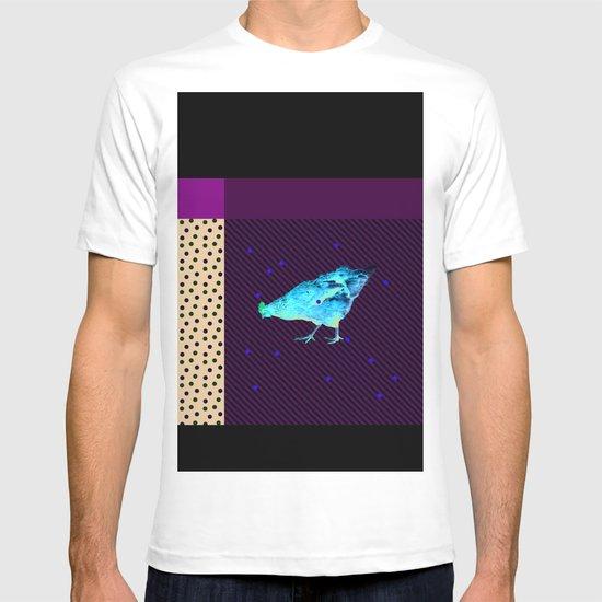 Une poule T-shirt