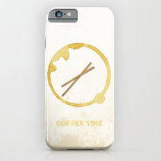 Coffee Time! Slim Case iPhone 6s