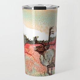 Tundra Caribou Travel Mug