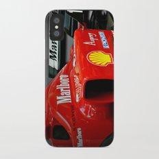 Ferrari F1 iPhone X Slim Case