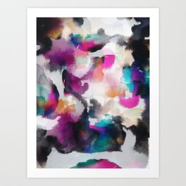 La chula Art Print
