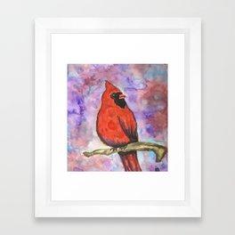 Spiritual Messenger Framed Art Print