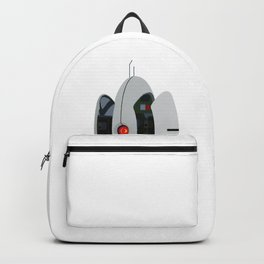 Video Game Portal Aperture Turret Backpack