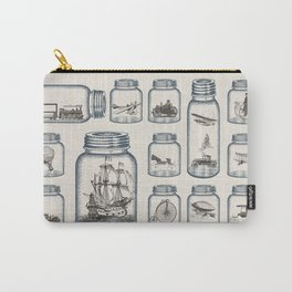 Vintage Preservation Carry-All Pouch