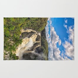 Magnificent Barron Falls in Queensland Rug