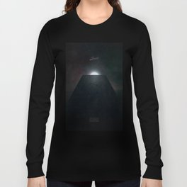 2001 A Space Odyssey alternative movie poster Long Sleeve T-shirt