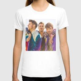 jonas brothers happiness begins 2021 desem T-shirt
