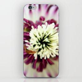 Old Westbury Flower iPhone Skin