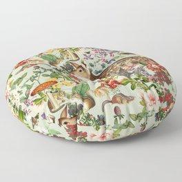 Nature's Innocence I Floor Pillow