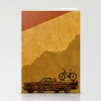 adventure Stationery Cards featuring Adventure by barmalisiRTB