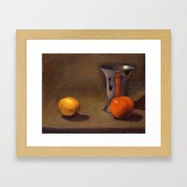 Still Life 009 Framed Art Print