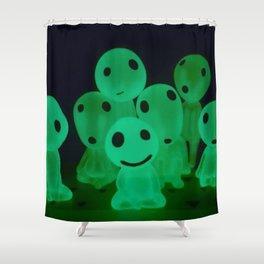 Kodamas Shower Curtain