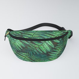 Among the Fern in the Forest Fanny Pack