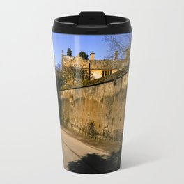 Manor Gatehouse  Travel Mug