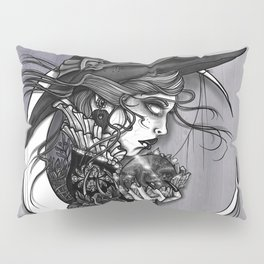 Visions of the witch Pillow Sham