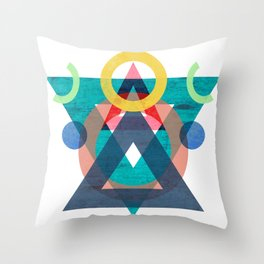 Memefis Throw Pillow