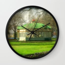 The Statuary Pavilion Wall Clock