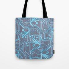 1982 Blue Tote Bag