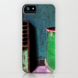 Abandoned XII iPhone Case