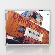 the union pacific caboose Laptop & iPad Skin