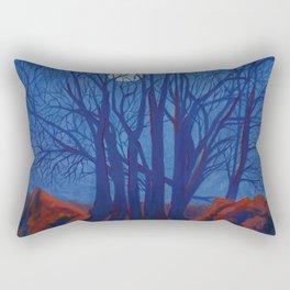 Adam & Eve - Avebury, Wiltshire, England Rectangular Pillow