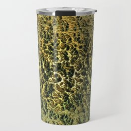 Abstract Meadow Background Travel Mug