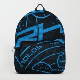 RHEY Blue Backpack