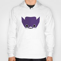 clint barton Hoodies featuring Marshmallow Clint Barton by Oblivion Creative