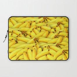 Yellow Bananas pattern Laptop Sleeve