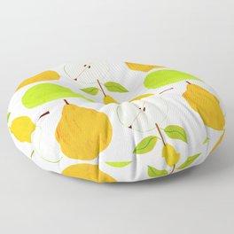 Pear Harvest Floor Pillow