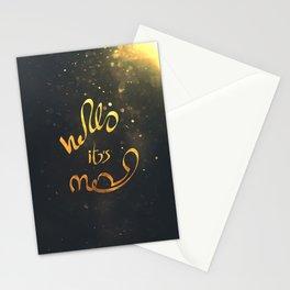 adele hello Stationery Cards