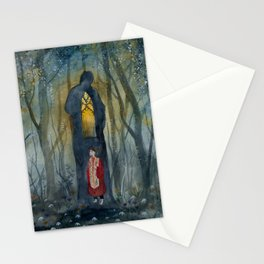 L'Angelús No.02/Evensong in the Oakwood Stationery Cards