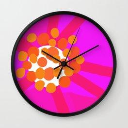 Cheery Cherry Wall Clock