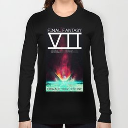 Final Fantasy VII - Destiny Long Sleeve T-shirt