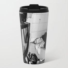 Tv on the Toilet Travel Mug