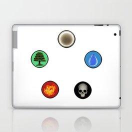 Realistic MTG Symbols Laptop & iPad Skin