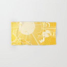 Solar Flare Hand & Bath Towel