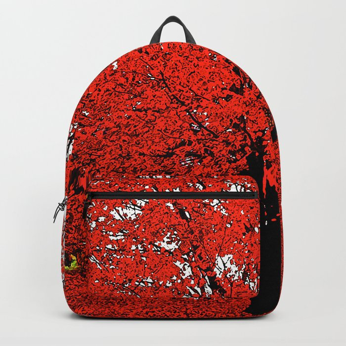 TREES RED Backpack