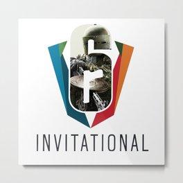 Tachanka invitational Metal Print