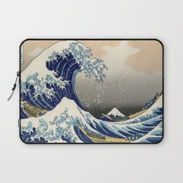Great Wave Laptop Sleeve