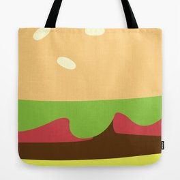 Abstract Artwork (Food) Tote Bag