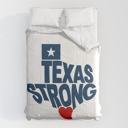 Texas Strong Comforters