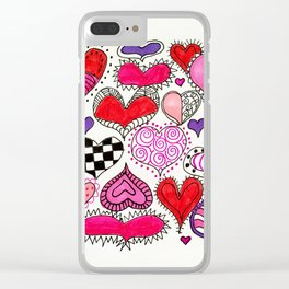Bless Your Heart Clear iPhone Case
