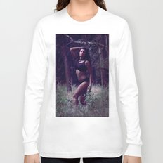Secret beach trail Long Sleeve T-shirt