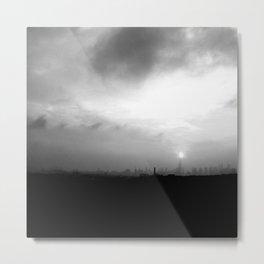 Gotham City // NYC, 2012 Metal Print
