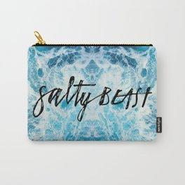 Salty Beast Ocean Carry-All Pouch