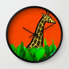 Have you seen my Jade Plant? Wall Clock